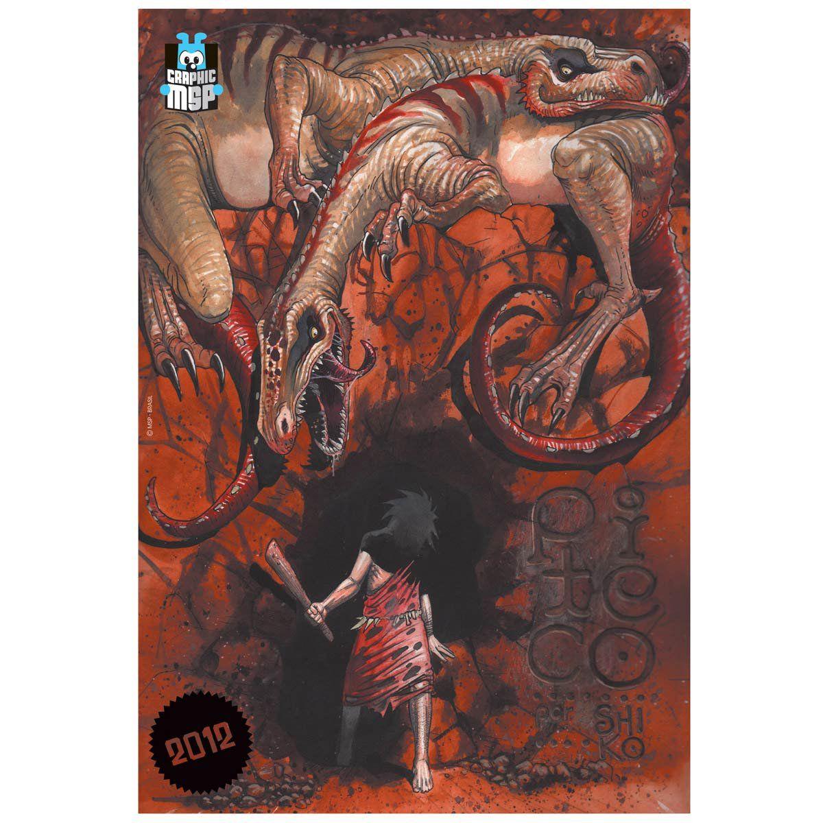 Poster Turma da Mônica Piteco