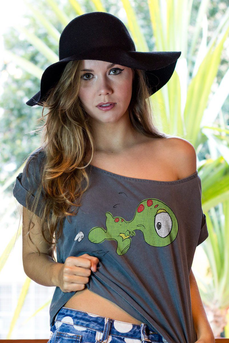 T-shirt Premium Feminina Mauricio de Sousa 80 Anos Horácio