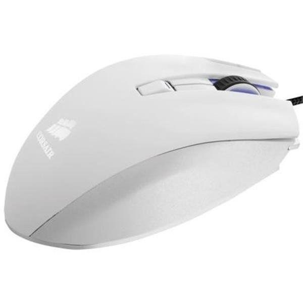 Mouse Gamer Corsair Vengeance M95 MMO e RTS Branco USB - CH-9000026-NA