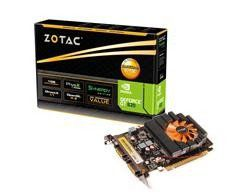 ZZZ Placa de Video Zotac Geforce GT 620 1GB DDR3 - ZT-60502-10L