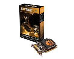 ZZZ Placa de Video Zotac Geforce GT 430 1GB DDR3 - ZT-40611-10L