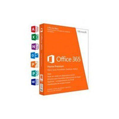 Office 365 Home Premium 32/64 Brazilian 6GQ-00408