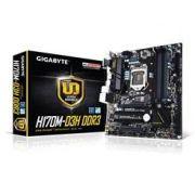 Placa Mae Gigabyte (intel) GA-H170M-D3H DDR3 - (1151)