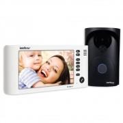Video Porteiro Intelbras IV 7000 HF Monitor Tela LCD de 7 Polegadas