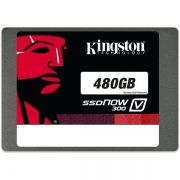 SSD Kingston SATA III 480GB V300 - SV300S37A/480G