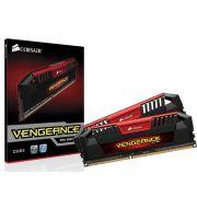Memoria Corsair 16GB (2X8GB) DDR3 2133MHZ Vengeance RED - CMY16GX3M2A2133C11R