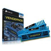 Memoria Corsair Vengeance Blue 16GB DDR3 1600MHZ CMZ16GX3M2A1600C10B