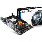 Placa Mae ASROCK AMD 770 (3+) ATX - N68-GS4/USB3FX (IMP)