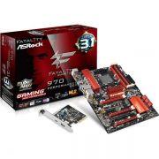 Placa Mae ASROCK AMD 970 (3+) ATX - 970 PERFORMANCE/3.1 (IMP)
