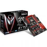 Placa Mae ASROCK INTEL Z170 (1151) ATX - Z170 Gaming K4/D3 (IMP)