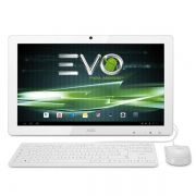 "ALL IN ONE AOC 19,5"" EVO - Dual Core Android - Branco 4.1 - 8GB  - WI-FI - A2072PWH"