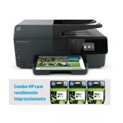 Multifuncional HP Officejet Color PRO 6830 E-ALL-IN-ONE (3 Cartuchos) - M0F56A#696