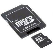 Adaptador Microsd Micro SD SDHC TF -1GB 2GB 4GB 8GB Promocao