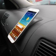 Anti SLIP CAR PAD Tapete Magico Antiderrapante P/ Celular Smartphone iPhone Galaxy e Mais