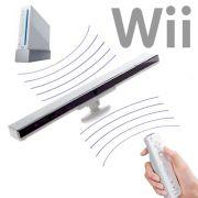 Barra Sensor BAR sem Fio com Base Nintendo Wii +infravemelho com Base