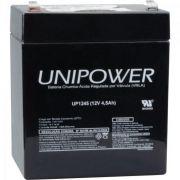 Bateria Selada UP1245 12V/4,5A Unipower (7890000631143)