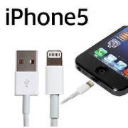 Cabo Dados Carregador USB iPhone 5, 6 ... Lightning iPad Mini iPod