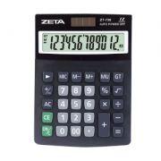 Calculadora de Mesa Zeta ZT318 12 Digitos Preta
