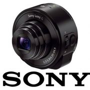 Camera Digital Smartphone SONY DSC-QX10 WI-FI X 10 C/ 18 MP