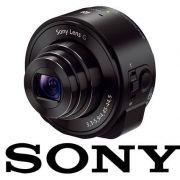 Camera Digital Smartphone SONY DSC-QX10 WI-FI X 10 C/ 18 MP