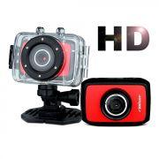 Camera Filmadora BRIGHT a Prova de Agua Sportcam SPORT HD