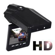 Camera Filmadora Veicular C3TECH HD DVR Visao Noturna e Visor LCD