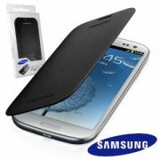 Capa Case FLIP Cover Galaxy S3 > Original Samsung <