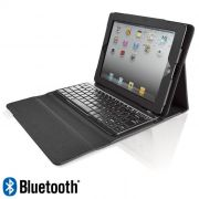Capa Case + Teclado Bluetooth para Tablet e iPad 8´