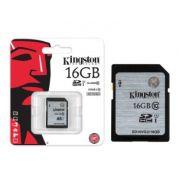 Cartao de Memoria Kingston SD10VG2/16GB