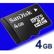 Cartao Memoria Micro SD 4GB P/ CELULAR/MP15- Como CARD SDHC