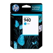 Cartucho HP 940 Officejet Jato de Tinta Ciano 14 ML - C4903AB