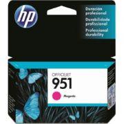Cartucho HP 951 Jato de Tinta Magenta - CN051AB