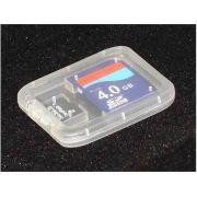 Case de Protecao Cartoes de Memoria Microsd SD TF CARD MMC