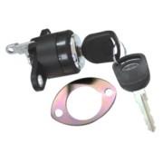 Botão Com Chave Porta Malas| Versailles 2/4 Portas Mecânica