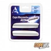 Capa Maçaneta Externa Astra /Zafira 99/ 4 Portas Cromada