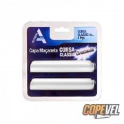 Capa Maçaneta Externa Corsa Classic 05/ 4 Portas Cromada