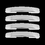 Capa Maçaneta Externa Duster 10/ 4 Portas Cromado