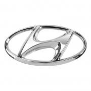 Emblema Hyundai Grade Hb20 13/19 Hatch | Sedan