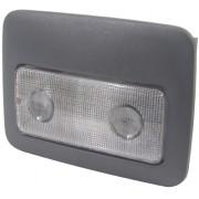 Lanterna Teto Palio 01/03 Cinza Escura Grande