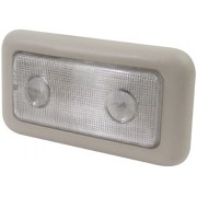 Lanterna Teto Palio 04/ Central Cinza Claro Pequena