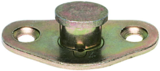 Batente Porta F1000 1972 até 1973 F 11000 1972 até 1973