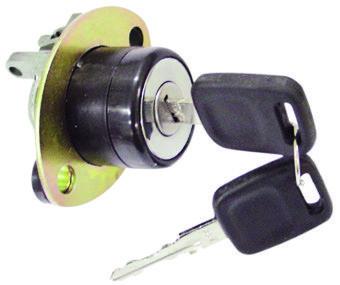 Botão Porta Malas Santana 1991 até 2006|Verona 1993 até 1996 Com Chave Elétrica