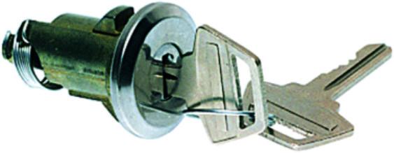 Cilindro Porta Malas Belina I 1972 até 1976|Corcel I 1972 até 1977 Com Chave
