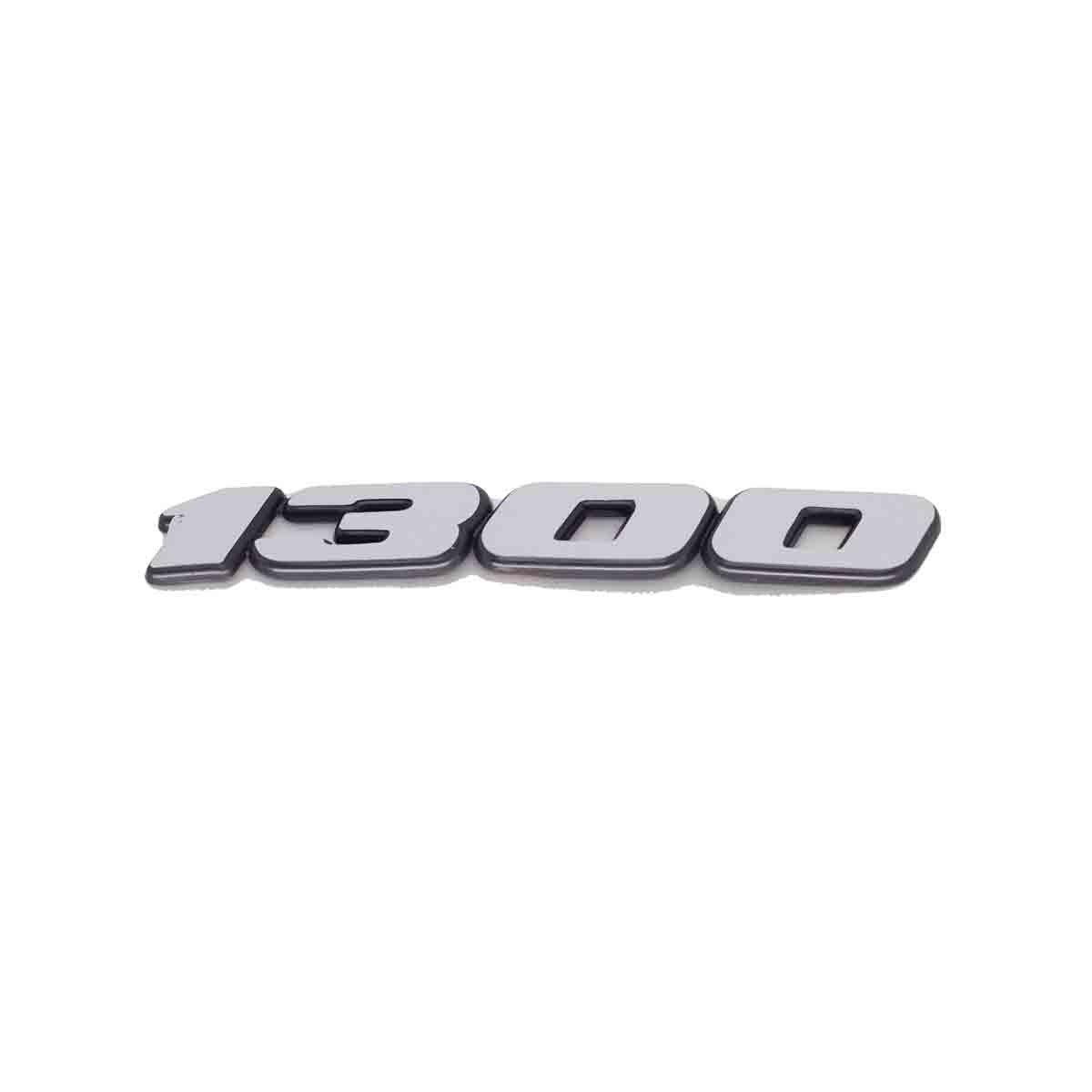 Emblema 1300 Fusca 91/96
