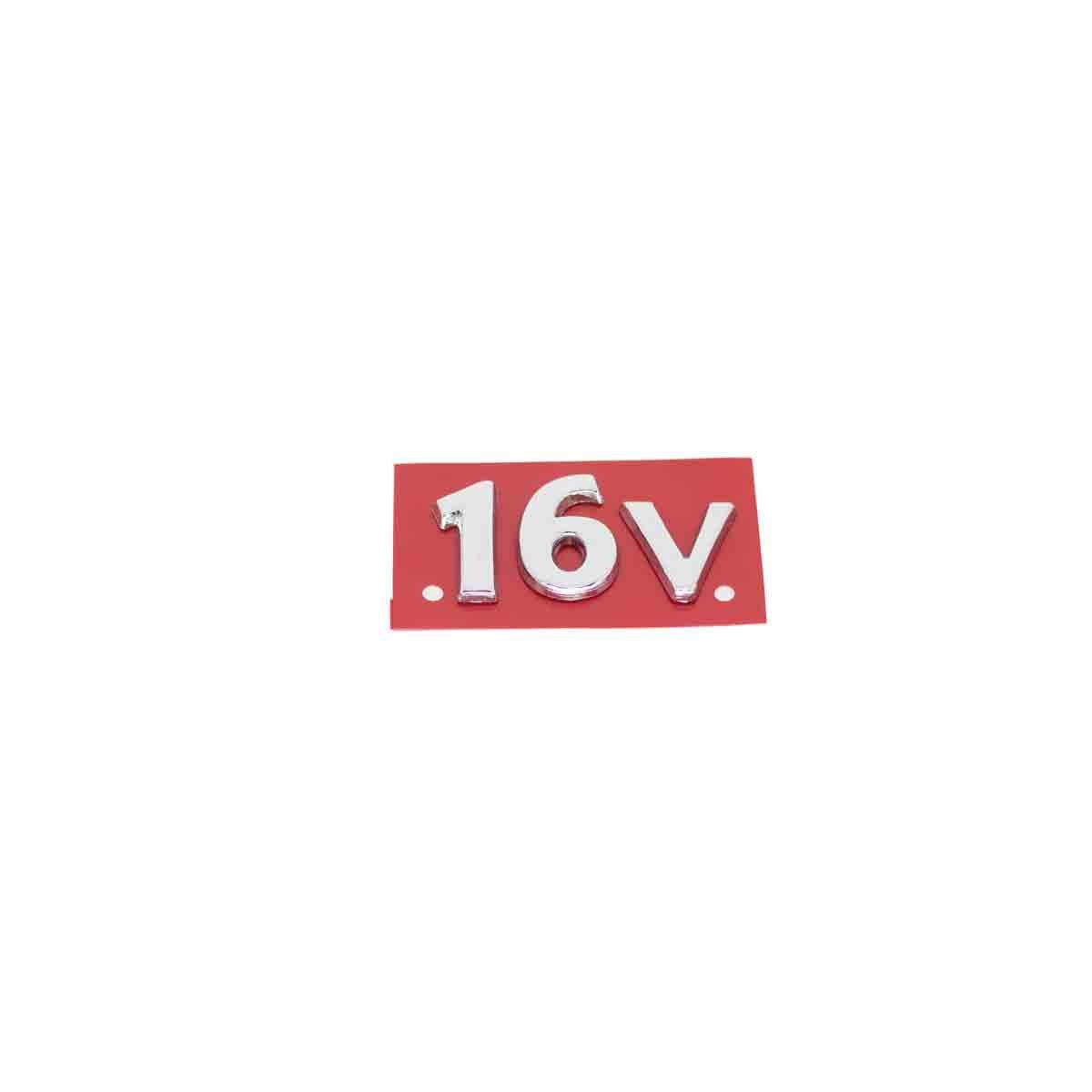 Emblema 16V Escort