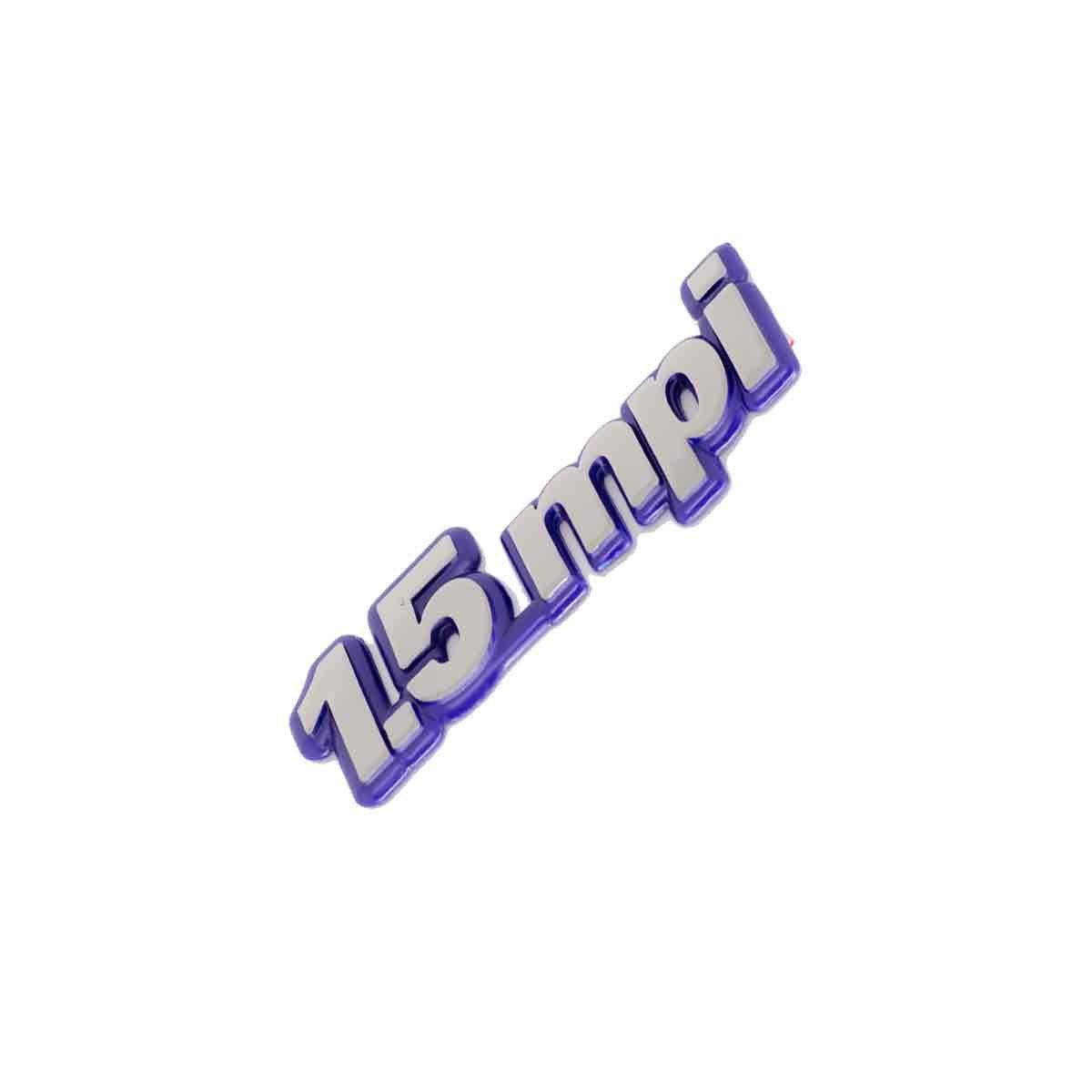 Emblema 1.5 MPI Fiat Azul