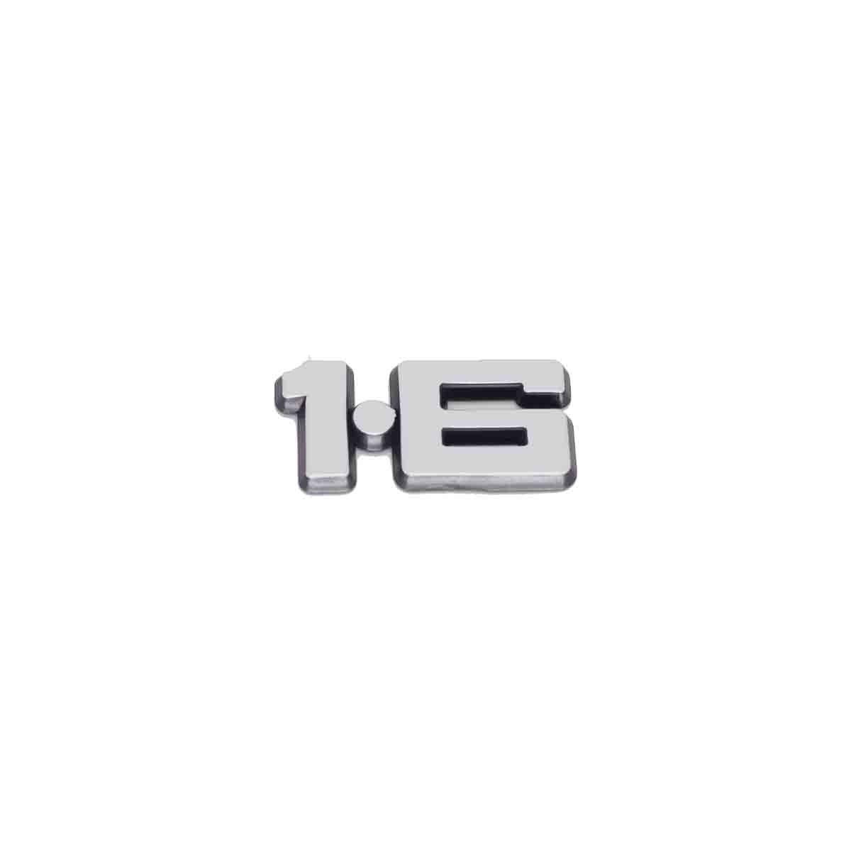 Emblema 1.6 Ford Ford Antigo