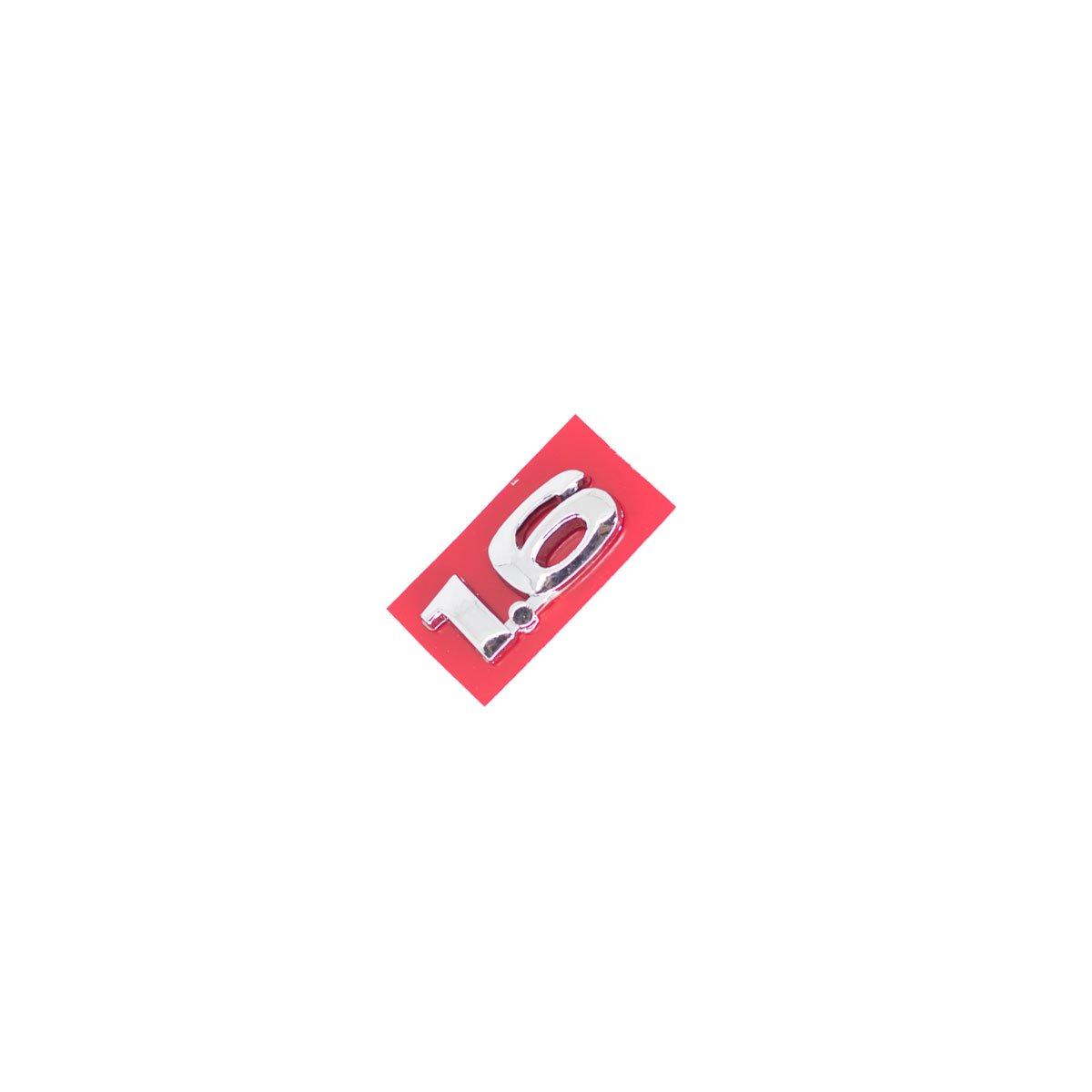 Emblema 1.6 GM 96/ Cromado