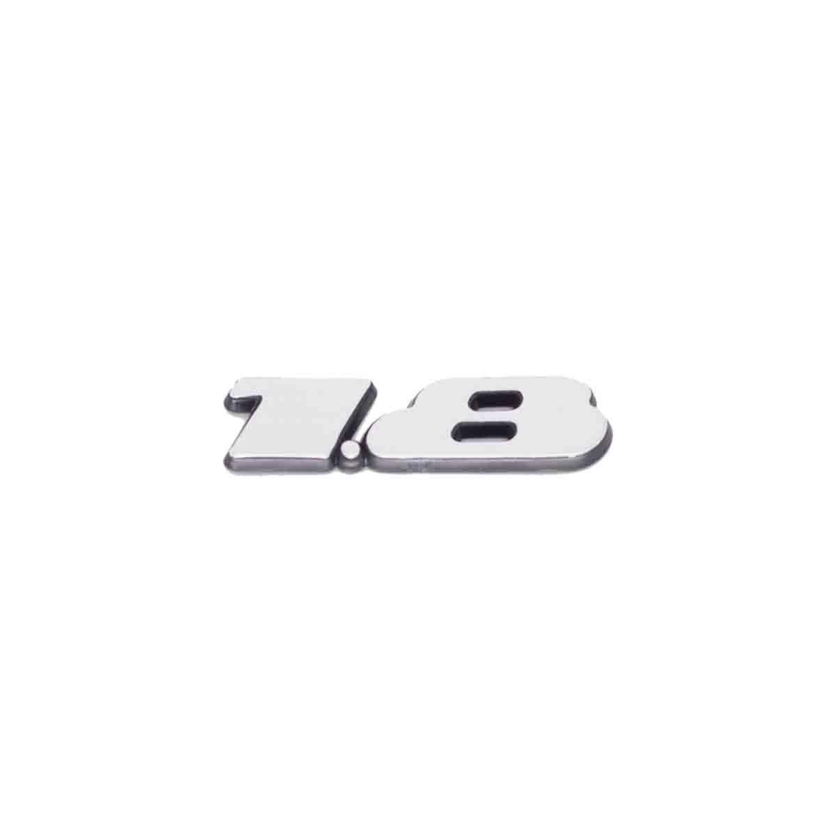 Emblema 1.8 VW 97/ Escovado