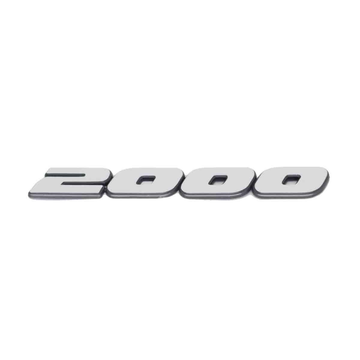 Emblema 2000 Santana 91/95